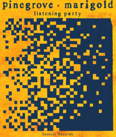 Marigold Listening Party at Seasick Records