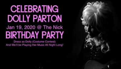 Dolly Parton Birthday