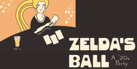 Zelda's Ball at Emmet O'Neal Library