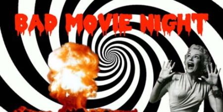 Bad Movie Night at Sidewalk Cinema