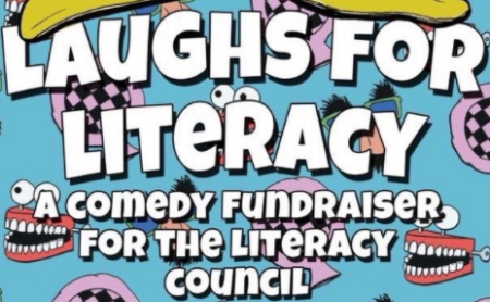 Laughs for Literacy 2020