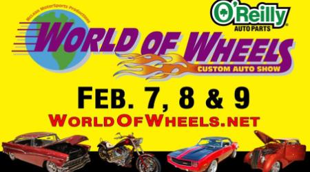 World of Wheels Birmingham
