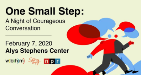 NPR Night of Courageous Conversations