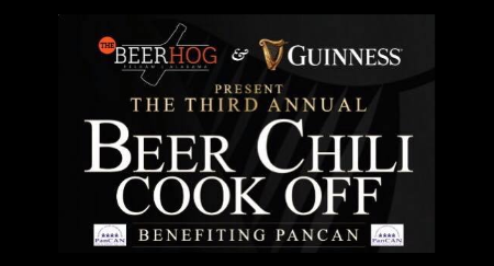 Beer Chili Cook Off at Beer Hog