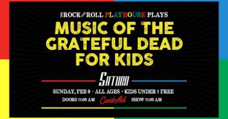 Saturn Grateful Dead for Kids