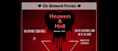 Heaven & Hell at Woolworth Birmingham
