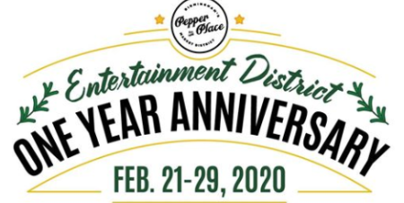 Pepper Place anniversary
