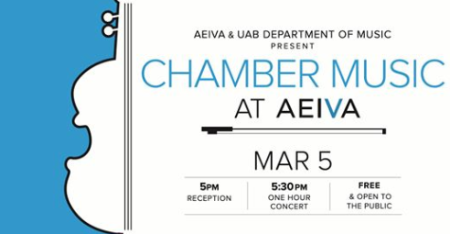 Chamber Music Concert at AEIVA