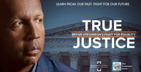 Bryan Stevenson True Justice
