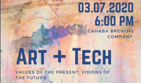 Tech + Art Show