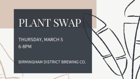 Plant Swap Birmingham