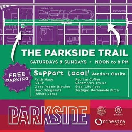Parkside Trail